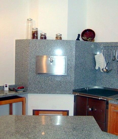 Biofire Küchenherd 0010