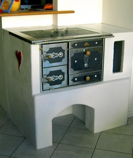 Biofire Küchenherd