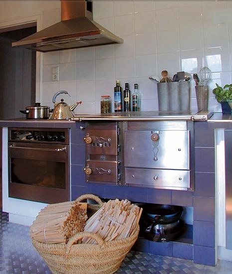 Biofire Küchenherd 0090